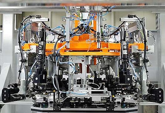 Montage E Motor